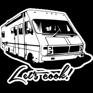 Let's cook - Fleetwood Camper