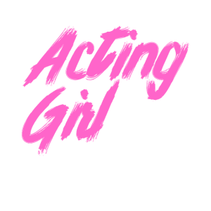 acting girl