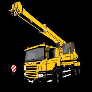 Kranauto - Kran - Kran LKW - Kran Truck