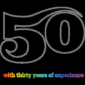 fünfzig Jahre