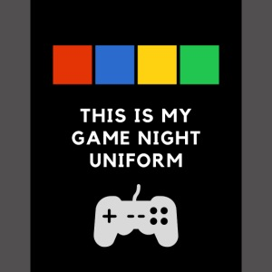 Game night uniform