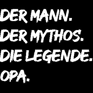 Der Mann. Der Mythos. Die Legende. Opa.