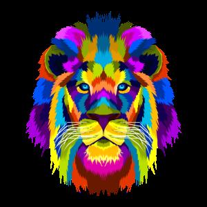 Löwe Raubtier