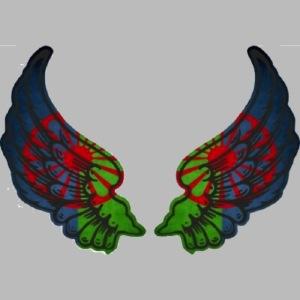 wingsLennyLindellcopyrightNobakgrund