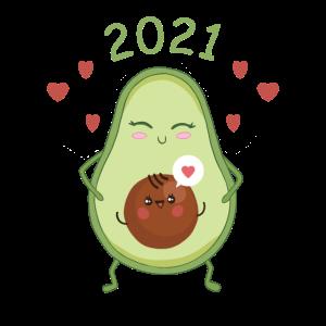 Avocado Schwanger 2021