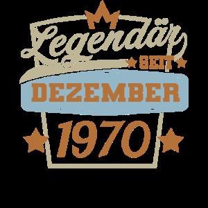 Dezember 1970 Geburtstag Geschenkideen