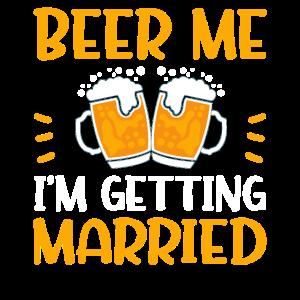 Bierliebhaber Bachelor Engagement