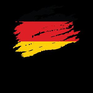 German Flag Germany Soccer Handball Ice Hockey