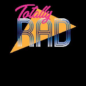 Totally Rad 1980s Vintage Eighties Gift Idea