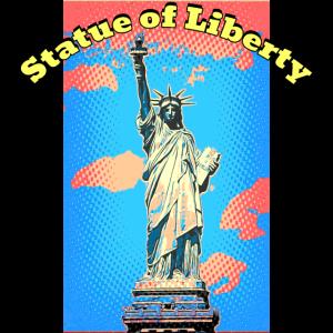 Statue of Liberty - die Freiheitsstatue