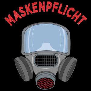 Feuerwehr Maskenpflicht Freiwillige Maske 112