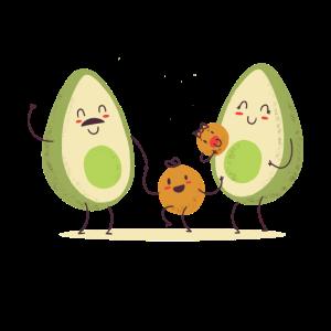 Avocado Eltern