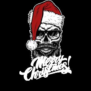 Christmas Skull Weihnachten