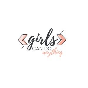 Mädchen können alles Kleidung machen