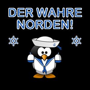 Der wahre Norden! Hamburg - blau