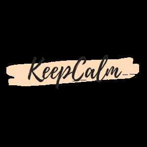 Ruhe bewahren, ruhig bleiben