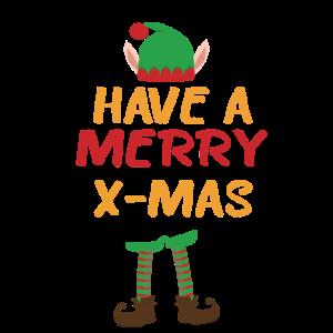 Elfen Weihnachten