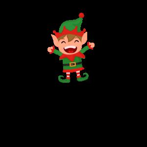 Weihnachten Wichtel TShirt