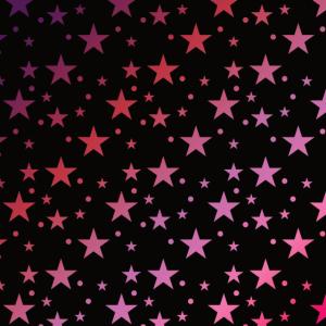Muster Pattern Sterne Geschenk
