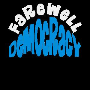 Abschied der Demokratie