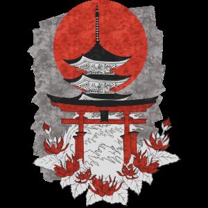 Japanisches Schloss