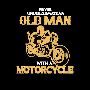 Oldman Biker