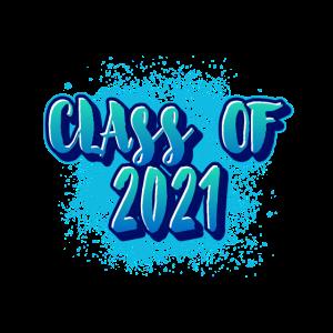 Geschenk der Klasse 2021 - Cooler urbaner Stil