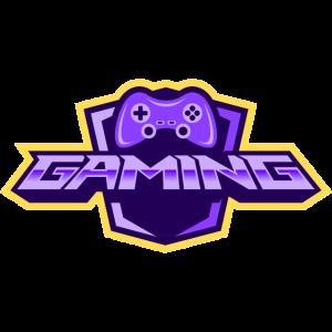 Logo Gaming Gamer Gamepad