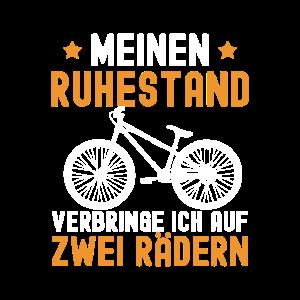Rente Ruhestand Fahrrad