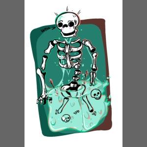 Spooky Slime boi