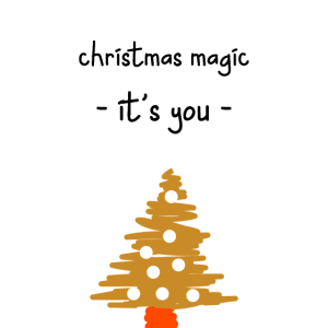 Christmas magic / Weihnachten / Geschenk