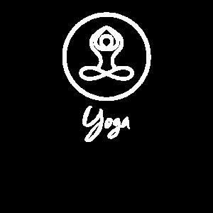 Yoga Meditation meditieren Sport Spruch Geschenk