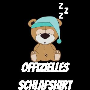 Offizielles Schlafshirt