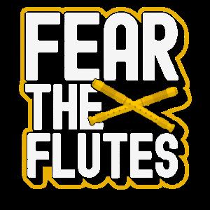 Flöte Angst Querflöte Tenorflöte Oktave