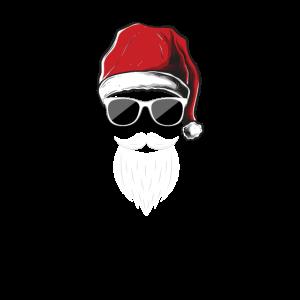 Heavy Metal Santa Claus