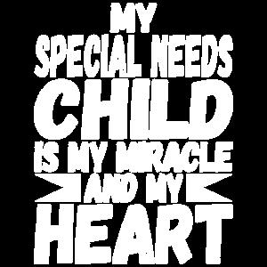 Besondere Bedürfnisse Elterngeschenk Besondere Bedürfnisse Kind My