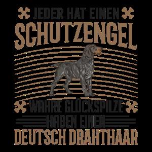 Deutsch Drahthaar Spruch Jagdhund Hund