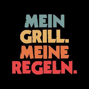 Grillen Grillmeister Geschenk