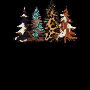 Schöne Ferien Bäume