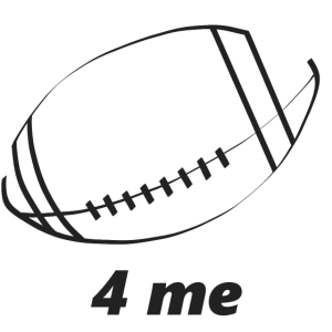 Football 4me (Dunkles Design)