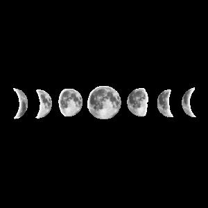 Mond Phasen Design