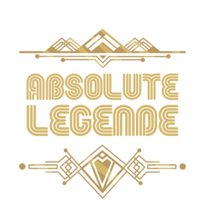 Absolute Legende in Art Deco Nouveau Jugendstil
