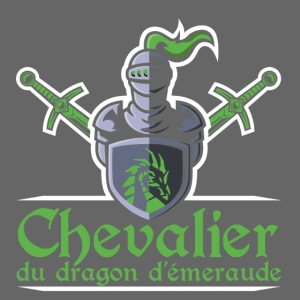 Chevalier du dragon d émeraude