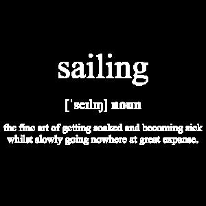 Sailing (Segeln) Black Edition