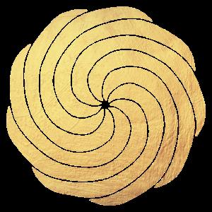Gold Luxus Sonne Yoga Energie Meditation dynamisch