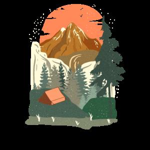 Wilderness Home - Wild Vacation - Gone Voyage
