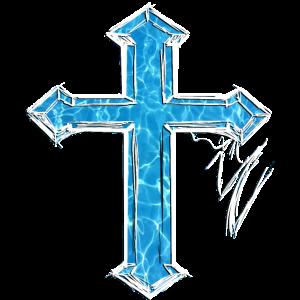 Schwarzes Weisses Kreuz