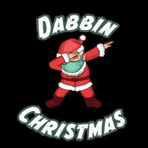 Christmas xmas Weihnachten Dabbin Santa