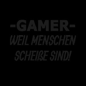gamer gaming Spruch