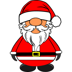Santa Claus Nikolaus
